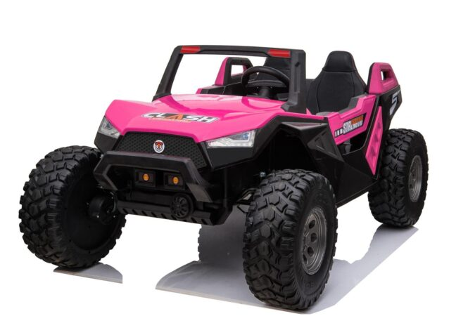 PINK RIDE ON CAR ELECTRIC 24v 400w